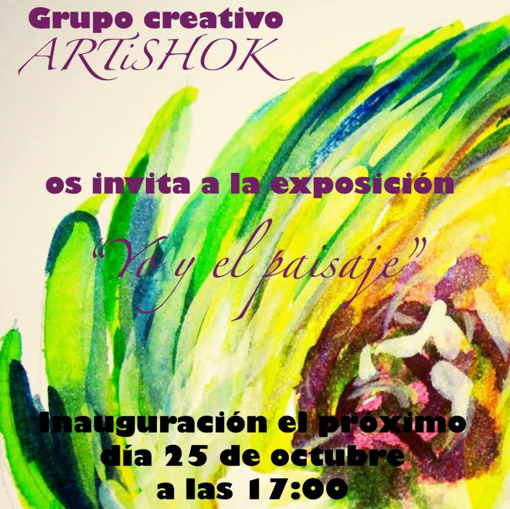 The creative group ARTiSHOK invites you to the exposition I and the Landscape
